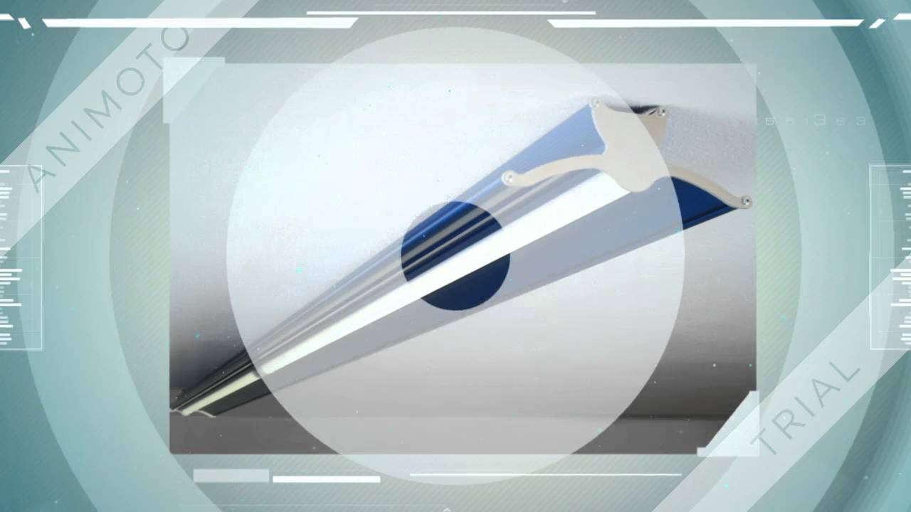 Plafoniere E Neon A Led : Ecoeasyled com plafoniere e lampade a led 720p youtube