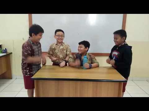 Ansamble ritmik p4A unity school sesi 2
