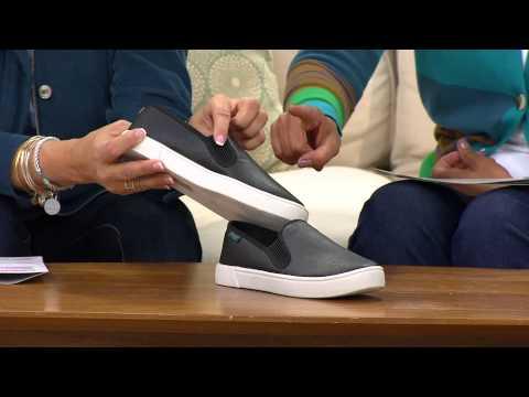 Blowfish Malibu Venture Women's Double Gore Sneakers With Pat James-Dementri