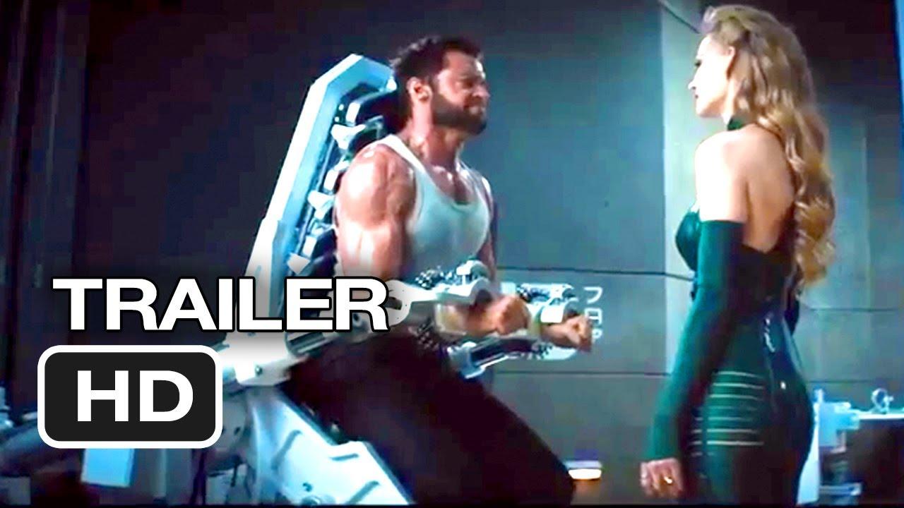 The Wolverine Official Trailer 1 2013 Hugh Jackman