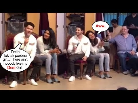Priyanka Chopra Suddenly Asks Nick To SING For Her In Public... What Happens Next Will Melt Ur Heart Mp3
