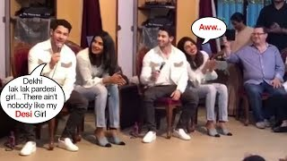Priyanka Chopra Suddenly Asks Nick To SING For Her In Public... What Happens Next Will Melt Ur Heart