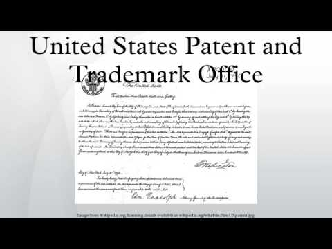 United states patent and trademark office youtube - United states patent and trademark office ...