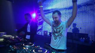 Kastis Torrau & Donatello warm up for SASHA @ club Essential, Ryga, LV. 2011