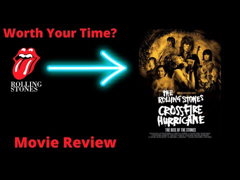 Rolling Stones Crossfire Hurricane Movie Review