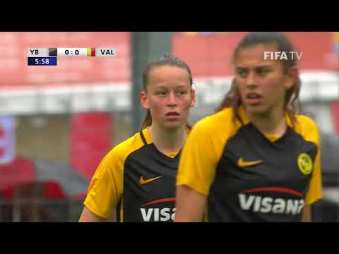 BSC Young Boys v. Valencia CF,  Women's Final