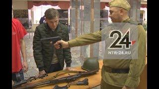 Студенты из Нижнекамска  погрузились в армейскую жизнь