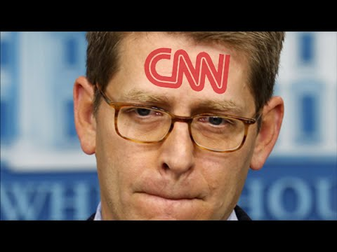 CNN Adds Exciting New Talent - Fmr White House Spinmaster Jay Carney