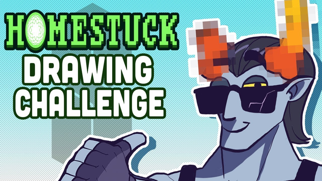 Artists Draw Homestuck Characters From Bad Descriptions Youtube ©2018 homestuck and viz media. artists draw homestuck characters from bad descriptions