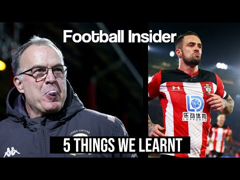 'Leeds have one foot in Premier League' - 5 things we learned from the weekend