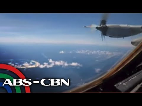 China challenges PH military planes in Spratlys