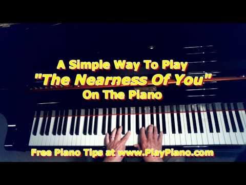 An Easy Piano Arrangement  Of