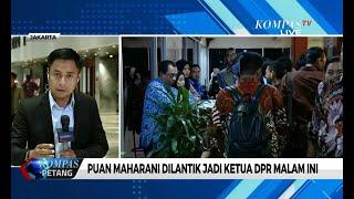 Puan Maharani Siap Dilantik jadi Ketua DPR RI