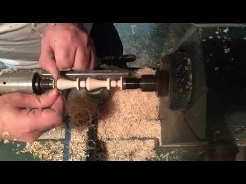 Woodturning with Jake Gevorgian - Knob Making