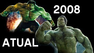 Hulk - Curiosidade #AMcorp - André Martins