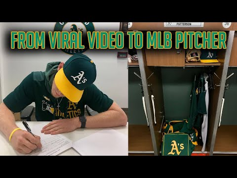 The Morning Rush with Travis Justice and Heather Burnside - The Story Behind Viral Sensation And New A's Pitcher Nathan Patterson