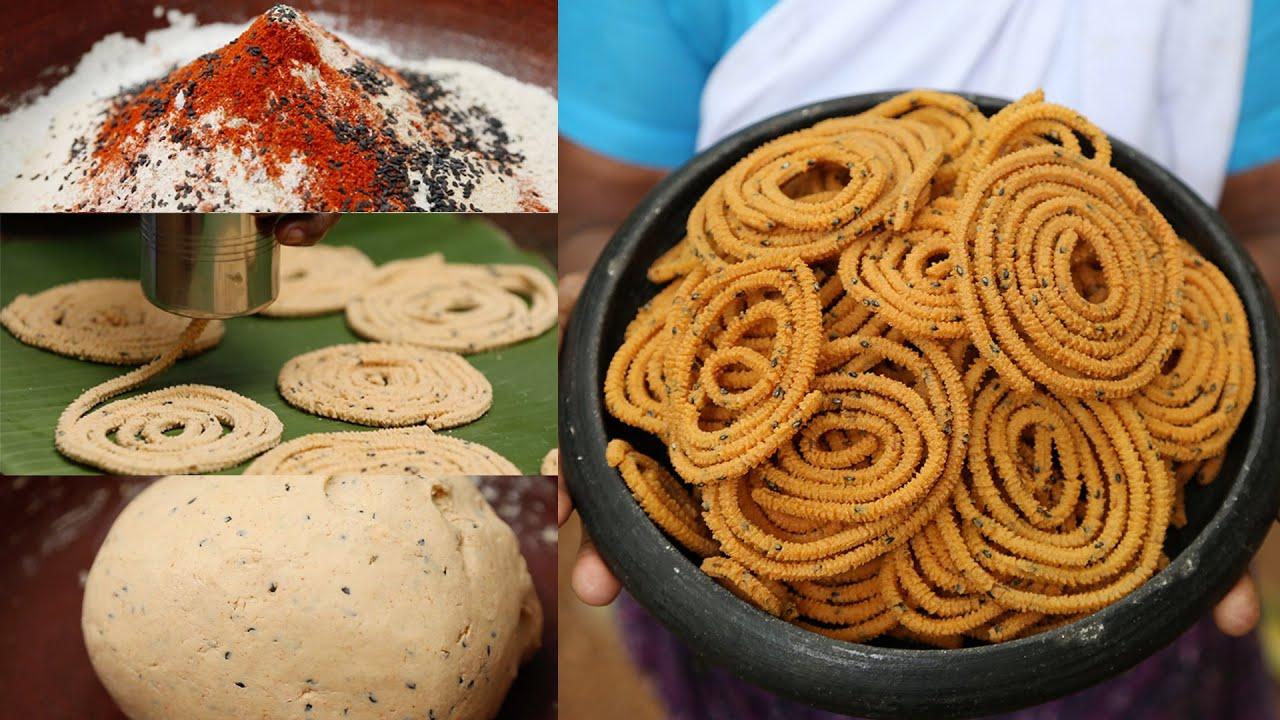 കടയിൽ കിട്ടുന്നതിലും രുചിയിൽ അരിമുറക്ക് വീട്ടിൽ തന്നെ ഉണ്ടാക്കാം | Traditional Snack Flour Murukku