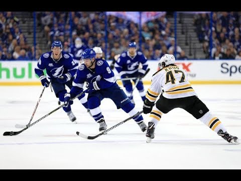 Top NHL Pick Tampa Bay Lightning vs Boston Bruins Stanley Cup Playoffs 5/2/18 Hockey