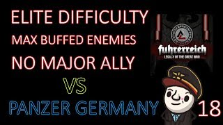 Hearts of Iron 4 - Hardest Possible Game - Fuhrerreich - Germany - Part 18