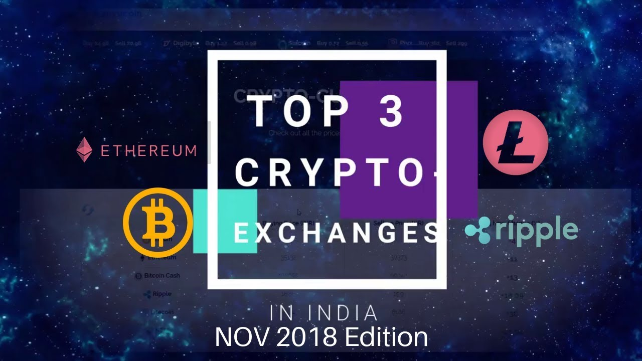 top cryptocurrency trading sites india