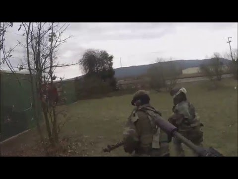 Augusta Airsoft Highlights 3/12/2016