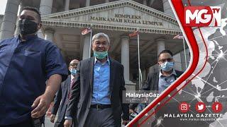Terkini : Umno Akan Tentukan Hala Tuju Kerajaan Pn - Zahid Hamidi