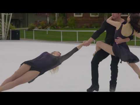 Marton Villö / Semko Danyil (HUN) | Ice Dance Free Dance | Ljubljana 2018 from YouTube · Duration:  8 minutes 5 seconds