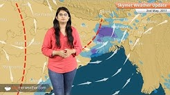 Weather Forecast for May 2: Rain in Bengaluru, Hyderabad, Kolkata; hot weather in Pune