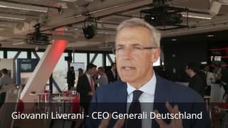 Generali-Chef Liverani erläutert das Vitality-Programm