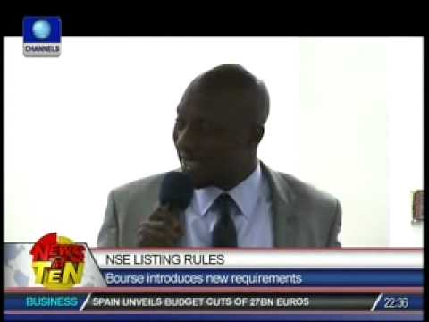 NSE Listing Rules:Bourse introduces new requirements