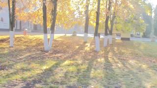 Ноябрь. Яркие краски осени...