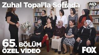 Haftanın birincisi kim oldu? Zuhal Topal'la Sofrada 65. Bölüm