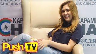 Video Push TV: Sofia Andres admits three-year relationship with Inigo Pascual download MP3, 3GP, MP4, WEBM, AVI, FLV September 2017