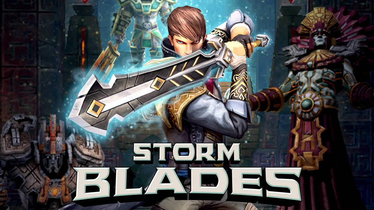 Stormblades' Review – Now With Fewer Calories – TouchArcade