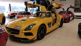 1 of 150 Mercedes SLS Black Series review (English)