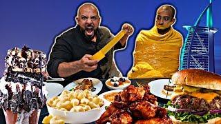 يوم طهمجة في دبي و سوسو خرب عليا 🍔 A Day of Eating In Dubai
