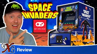 My Arcade Micro Player Space Invaders: Walmart Arcade v2.0