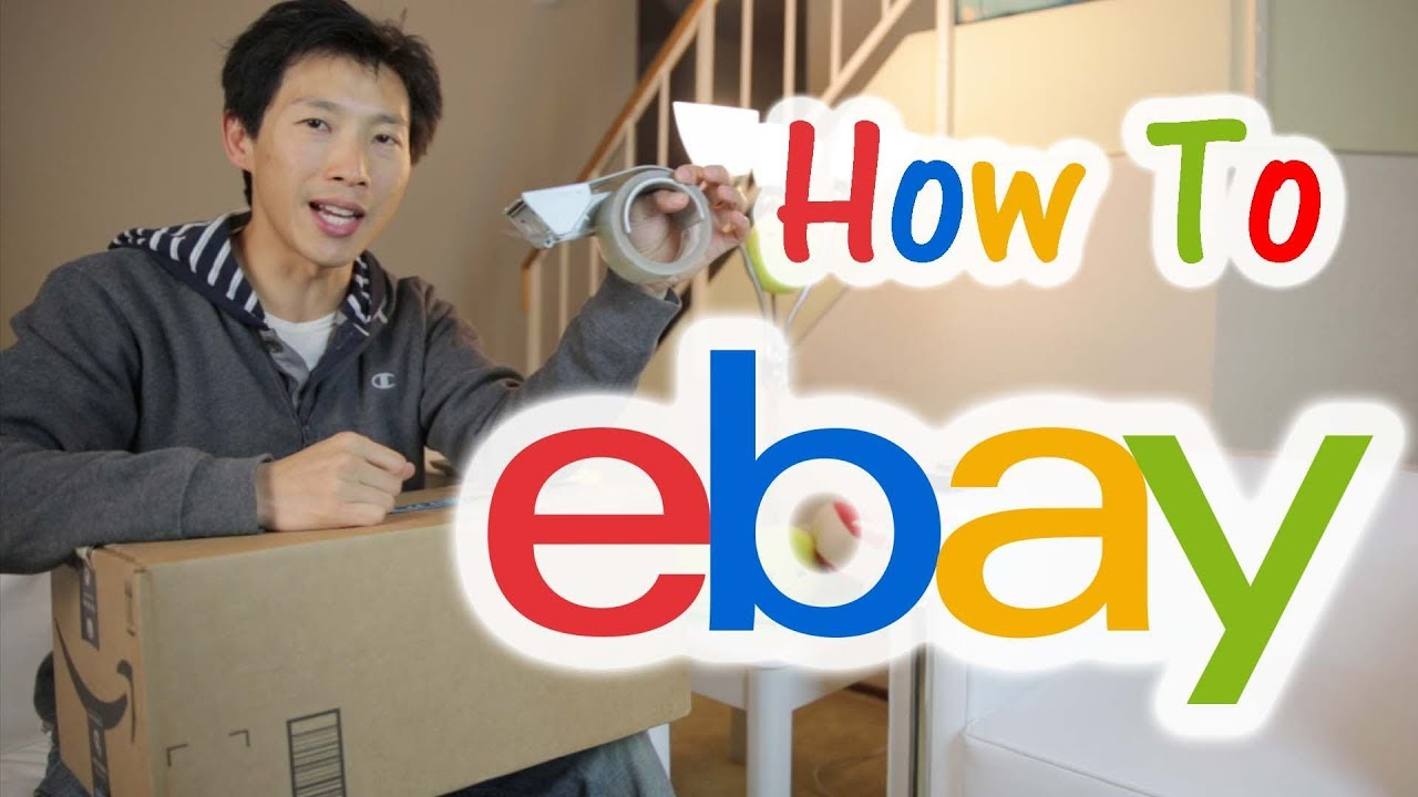 how to buy and sell stuff on ebay