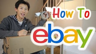 How to Sell Stuff on eBay