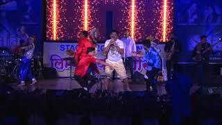 Dekha na haye re socha na dancing live performance by sunil sharma indore tribute to kishore Kumar
