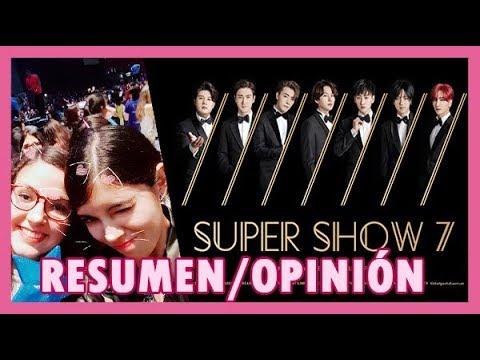 [Resumen+Impresiones] SUPER JUNIOR - SUPER SHOW 7 in Buenos Aires [2018.04.20]