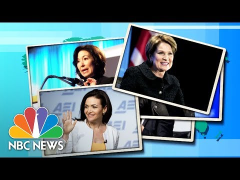 Be Supportive: Women Helping Women In Business | NBC News