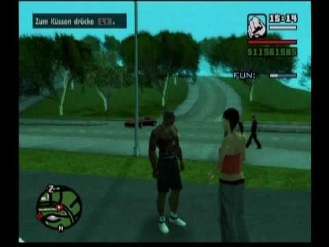 Dating cheats in san andreas