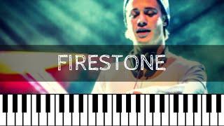 Kygo ft. Conrad – Firestone