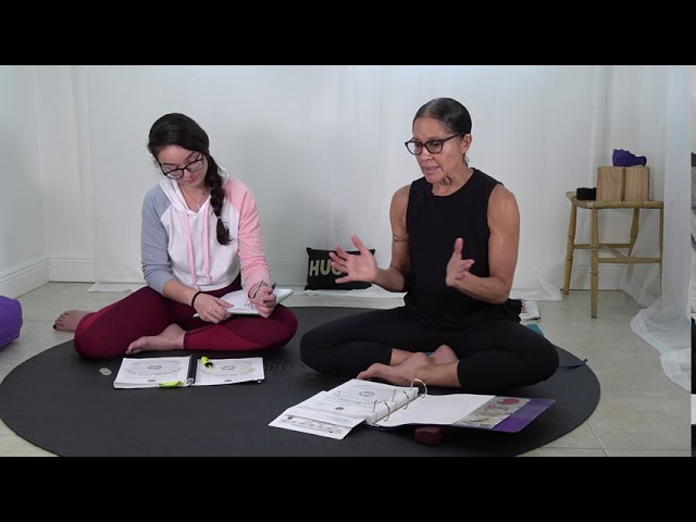Yoga Teacher Training Lectures