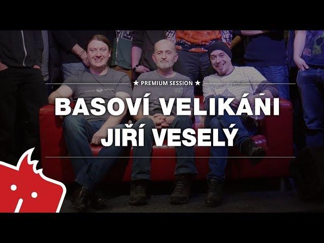 Basoví velikáni: Jiří Veselý