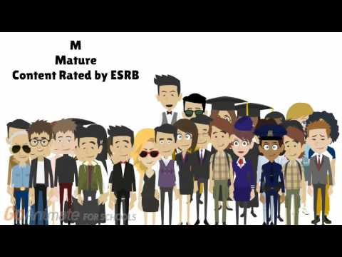 The ESRB Video Game Ratings: GoAnimate Version