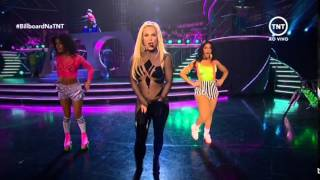 Britney Spears & Iggy Azalea - Pretty Girls (Billboard Music Awards 2015)
