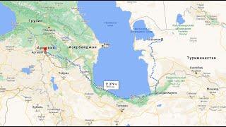 КАВКАЗ.  Аланы vs Армения и Мидия.  Аланский поход 72 года н. э.   Серия 2.