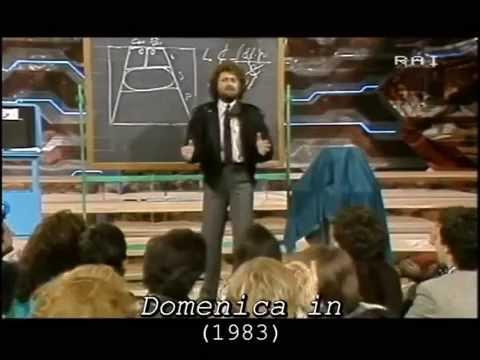 Elezioni politiche 1983: Antonio Ricci racconta quando Grillo fu salvato dal presidente Pertini